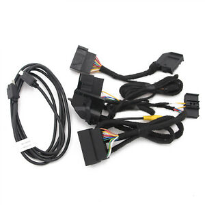 4 to 8 pnp Conversion Power Harness Fit For Ford Sync 1 sync 2 To Sync 3 Upgrade