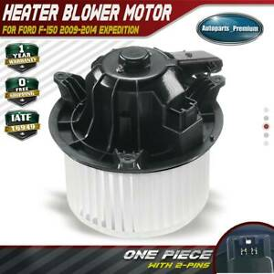 New Ac Heater Blower Motor For Ford F 150 2009 2010 2011 2012 2013 2014 700237