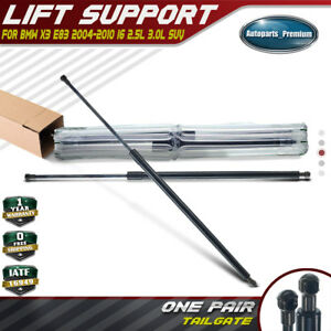 Set Of 2 Tailgate Hatch Lift Supports Shock Struts For Bmw E83 X3 2004 2010