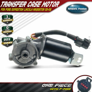 Transfer Case Shift Motor 600 806 For Ford Expedition Lincoln Navigator 4 6 5 4l