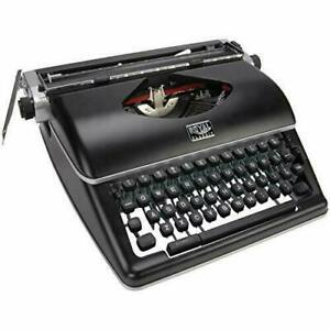 Royal 79104p Classic Black Manual Typewriter