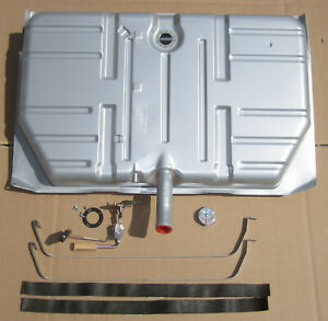 1963 1964 Buick Riviera Gas Tank Fuel Tank Complete Replacement Kit Cars With Ac