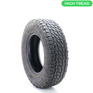 Used Lt 245 75r17 Nitto Terra Grappler G2 A t 121 118r 15 32