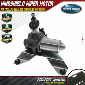 Rear Windshield Wiper Motor For Cadillac Escalade Chevrolet Gmc Yukon 15173034