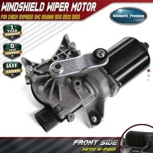 Front Windshield Wiper Motor For Chevrolet Gmc Express Savana 1500 2500 88958135