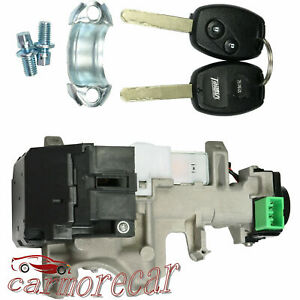 Ignition Switch Cylinder Lock Auto Trans Kit Fit For Honda Civic Accord 2006 11