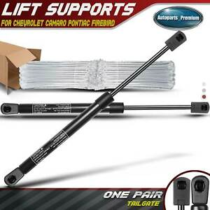 2x Trunk Lift Supports Struts For Chevrolet Pontiac 1993 2002 Convertible 4529