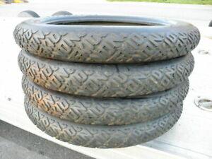 36x4 1 2firestone1910non Skid1911tire1906ford1907model1908k1909pre 16brass T Era