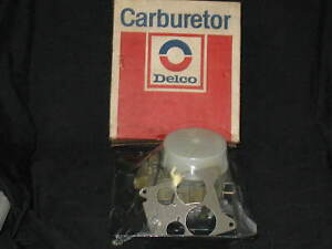Nos 1971 7041232 Rochester Quadrajet Cadillac All Models Brand New Never Used