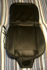 Zone Tech Car Vehicle Pad Seat Cooler Cushion Cover Summer Cooling Chair Fan