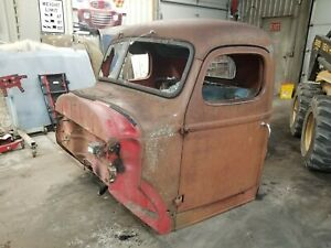 1941 1949 International Kb Pickup Cab Shipping Included See Description