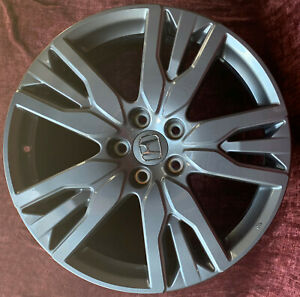 Honda Pilot Passport Oem 20 Wheel 63149 All Painted Charcoal Factory Finish