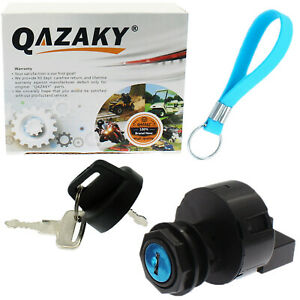 Ignition Key Switch For Polaris ATV Sportsman 500 Forest Tractor EFI 2009 - 2012