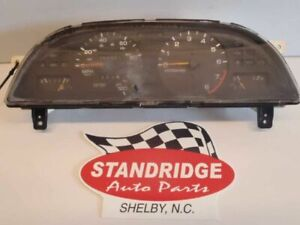 Speedometer Head Only Without Head Up Display From 2 94 Fits 1994 Altima Oem