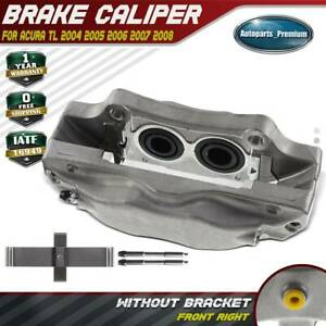 Disc Brake Caliper For Acura Tl 2004 2008 Base 2007 2008 Type s Front Passenger
