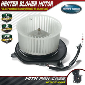 A C Heater Blower Motor For Grand Cherokee 2005 2006 2007 2008 2009 2010 Front