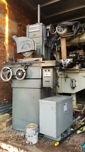Brown And Sharp Surface Grinder
