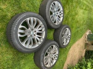 21inch Range Rover Wheels And Tires