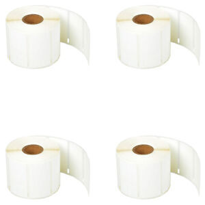 4 Rolls Barbell Jewelry Price Labels 3 8 X 3 4 For Dymo 30299 Labelwriters 320