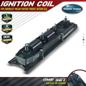 Ignition Coil Uf 391 For Chevrolet Astra Malibu Pontiac Saturn Alero 2 2l C1492