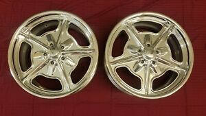Billet Specialty Wheels Bonneville 19 X 8 New Used For Mockup Only