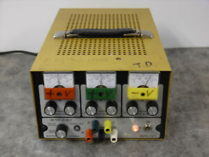 Systron donner Tl8 3 3 output Dc Power Supply 8v And 32v