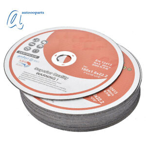 7 x1 16 x7 8 Cut off Wheel Metal Stainless Steel Cutting Discs 50 Pack