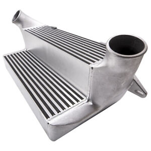 Aluminum Cool Air Intake 7 5 Stepped Race Intercooler For Bmw E92 335is 11 12