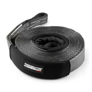 Speedmaster 24000lbs 11000kgs 4wd Recovery Tow Snatch Strap 4 X 30ft