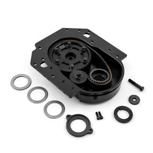 Ford 302 351c Cleveland Standard Cam Height Timing Belt Drive Kit Black