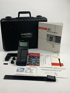 Thermo Orion Portable Ph And Ph ise Meters Model 230a With Case And Stand