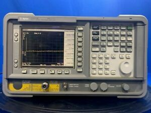 Agilent E4402b Spectrum Analyzer 3 Ghz W opt 1d5 1dr A4h B72
