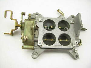 New Out Of Box 1974 1975 Ford 370 390 Truck Holley 4 bbl Throttle Body Plate