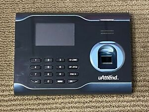Uattend Bn6500 Wi fi Biometric Fingerprint Time Clock Euc