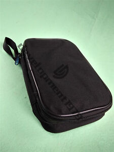 Double Layer Zipper Carrying Case Fluke Multimeters 115 116 117 15b 17b 18b 175