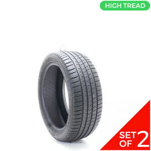 Set Of 2 Used 235 45r18 Michelin Pilot Sport A S 3 Plus 98v 8 5 9 5 32