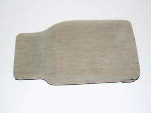 00 05 Buick Lesabre Console Armrest Arm Rest Lid Gray Grey Cloth Fern 13 5 Only
