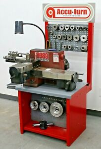 Accuturn 8989 Heavy Duty Disc Drum Brake Lathe W Bench Tooling Accessories