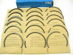 1980 1984 Buick Cadillac Olds 4 1l 252 V6 Engine Piston Rings 0 020 Oversize