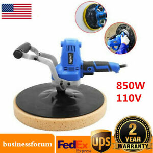 Electric Concrete Cement Mortar Trowel Wall Smoothing Polishing Machine Usa Sale