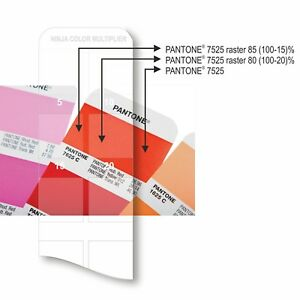 33 228 Extra Colors In Pantone Formula Guide Solid More Colors In Ncs And Ral