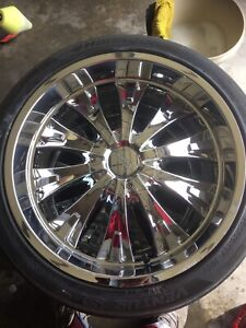 22 Inch Used Rims And Tires
