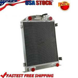 3 Row Aluminum Radiator For 1932 Ford Flathead Truck Engine V8 Sale