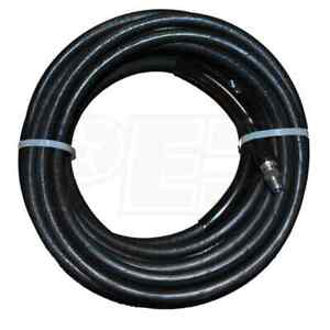 Single Wired Hose 3 8x50 4000 Psi For Pressure Washer
