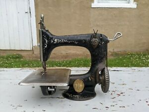 Vintage Singer Model 24 Chainstitch Sewing Machine