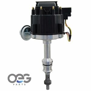 New Hei Distributor Replacement For Ford 351w 5 8 V8 Sbf Direct Fit Hei