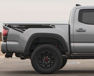 2016 2017 2018 2019 2020 Toyota Tacoma Trd Sport Side Bed Decal Graphics Sticker