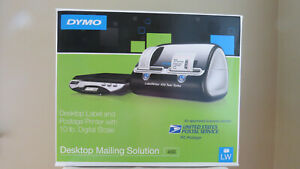 Dymo Desktop Mailing Solution 450 Label And Postage Printer 1757660