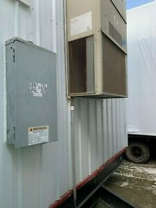 Used 2008 12 X 30 Mobile Office Trailer S 302970 Houston Tx