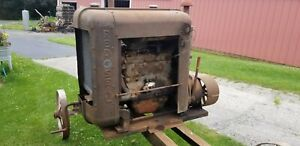 Original Continental F162 Engine Power Unit Massey Harris Tractor Others Nice